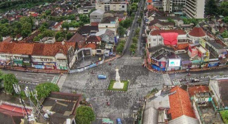 pemandangan kota Jogja